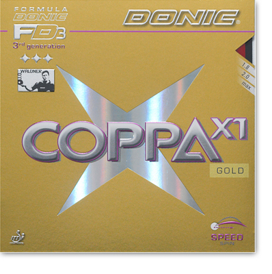 Donic Coppa X 1 Gold
